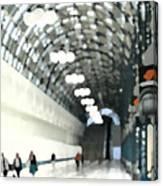 Skywalk Canvas Print