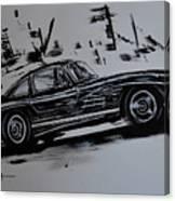Sl Move Canvas Print