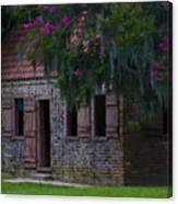 Slave Quarters Canvas Print