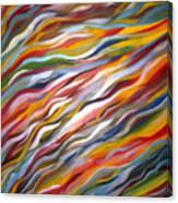 Sliding Canvas Print