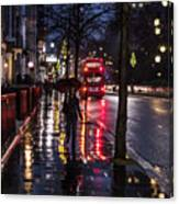 Sloane Street Square Canvas Print