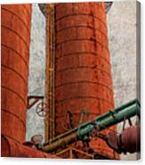Sloss Boiler Canvas Print