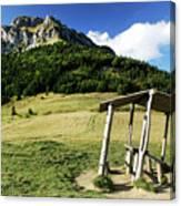Slovak Mountains Canvas Print