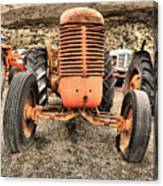 Slow Rural Decay Canvas Print