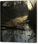 Slue Canvas Print