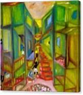 Slum Canvas Print