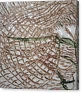 Slumbering - Tile Canvas Print