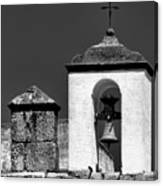 Small Bell Tower Canvas Print