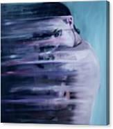 Smear Canvas Print
