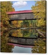 Smith Bridge Canvas Print