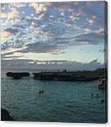 Smith Cove Grand Cayman  Canvas Print