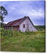 Smith Farm Barn Canvas Print