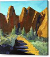 Smith Rock Canvas Print