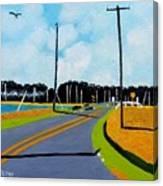 Smithville Boat Ramp Canvas Print