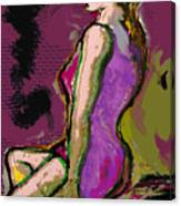 Smoke 3 Canvas Print