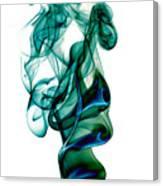 smoke XXIII Canvas Print