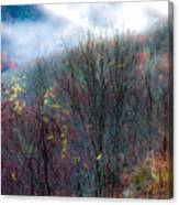 Smokey Mountain Ridge Canvas Print