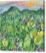 Smoky Mountain Dreamin Canvas Print