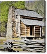 Smoky Mountain High Canvas Print