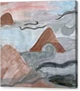 Smoky Mountains Canvas Print