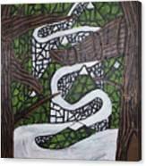Smoky Mtns Canvas Print
