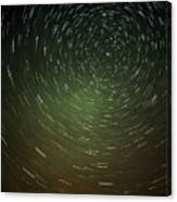 Smoky Starry Skies Canvas Print