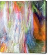Smudge 213 Canvas Print