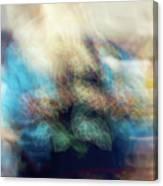 Smudge 244 Canvas Print