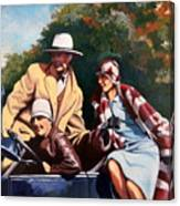 Sneider Canvas Print