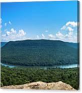 Snooper's Rock Overlook Canvas Print