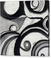 Snorffs And Dweezelbobbins Canvas Print