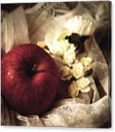 Snow White's Chamber Canvas Print