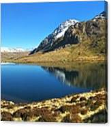 Snowdonia Panorama Canvas Print