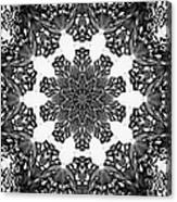 Snowflake 13 Canvas Print
