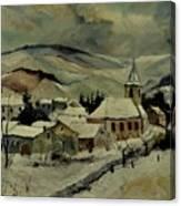 Snowy Landscape 780121 Canvas Print
