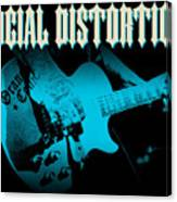 Social Distortion Canvas Print