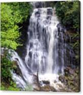 Soco Falls 1 Canvas Print