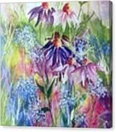 Soft Breezes Canvas Print