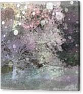 Soft Landing  Canvas Print