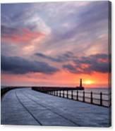 Soft Morning Light Canvas Print