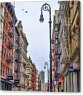 Soho Canvas Print
