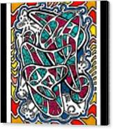 Solar Circus Canvas Print