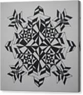 Solar Collector Canvas Print
