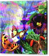 Solar Daydreamer Canvas Print