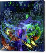 Solar Soul Awaken Canvas Print