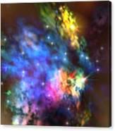 Solaris Nebula Canvas Print