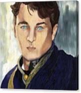 Soldier Blue Canvas Print