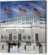 Soldier Field Canvas Print