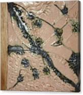 Solemn - Tile Canvas Print
