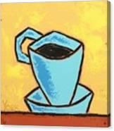 Solo Coffee I Canvas Print
